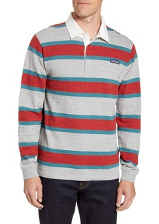 Patagonia Rugby Stripe Polo Shirt