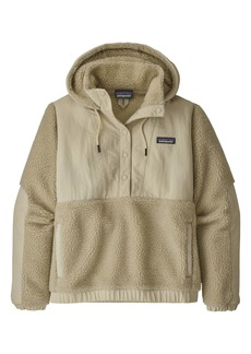 Patagonia Shelled Retro-X® Fleece Hooded Pullover