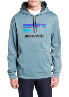 Patagonia Shop Sticker PolyCycle® Hoodie