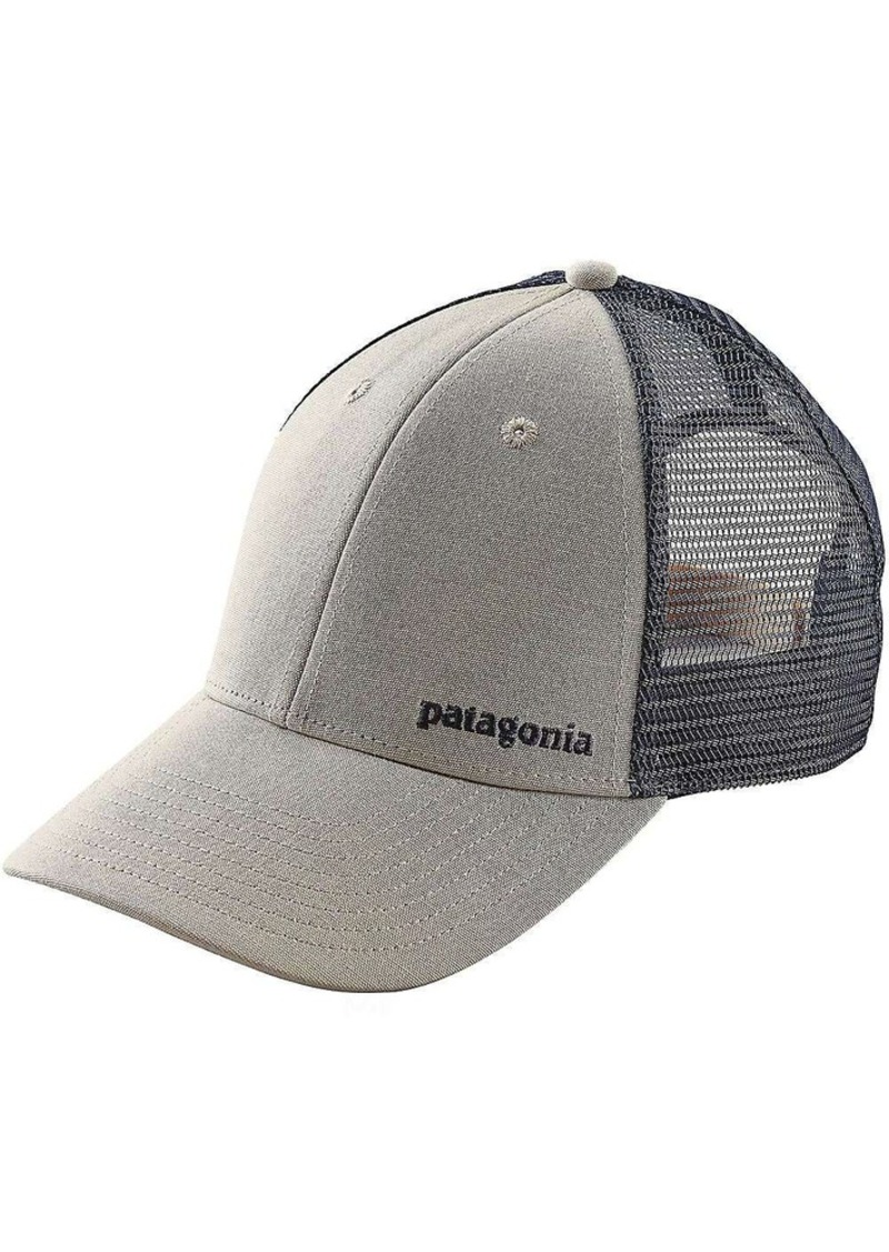 6a06b427 Patagonia Patagonia Small Text Logo LoPro Trucker Hat   Misc Accessories