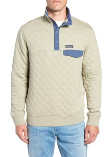 Patagonia Snap-T® Quilted Fleece Pullover