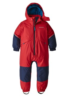 Patagonia Snow Pile Waterproof Insulated One-Piece Snowsuit (Toddler)