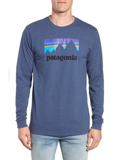 Patagonia Sticker Responsibili-Tee Long-Sleeve T-Shirt