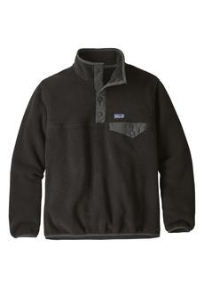 Patagonia Synchilla® Snap-T® Fleece Pullover (Little Boys & Big Boys)
