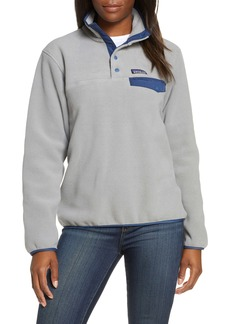 Patagonia Synchilla Snap-T® Recycled Fleece Pullover