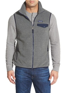 Patagonia Synchilla® Snap-T® Zip Fleece Vest