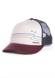 Patagonia Tide Ride Interstate Trucker Hat