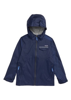 Patagonia Torrentshell Hooded Rain Jacket (Little Boys & Big Boys)