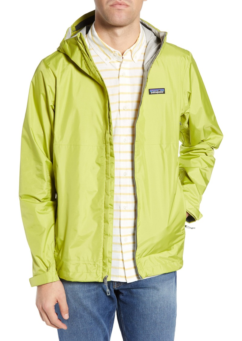Patagonia Torrentshell Packable Rain Jacket