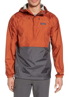 Patagonia Torrentshell Packable Regular Fit Rain Jacket