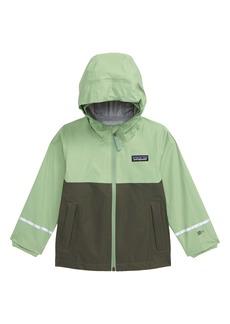 Patagonia Torrentshell Three-Layer Waterproof Jacket (Toddler)