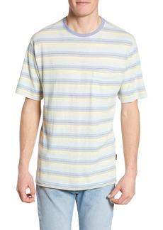 Patagonia Trail Harbor Stripe Pocket T-Shirt