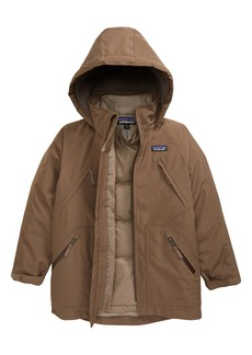 Patagonia Tres Water Repellent 3-in-1 Recycled Down Parka (Little Boy & Big Boy)