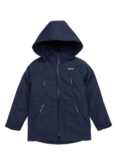 Patagonia Tres Water Repellent 3-in-1 Recycled Down Parka (Little Boys & Big Boys)