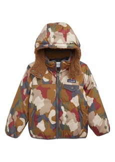 Patagonia 'Tribbles' Reversible Water Resistant Snow Jacket(Toddler Boys & Little Boys)