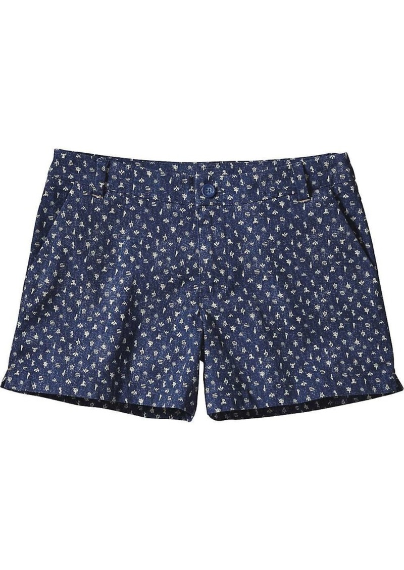 Patagonia Women's All Wear 4IN Stretch Short