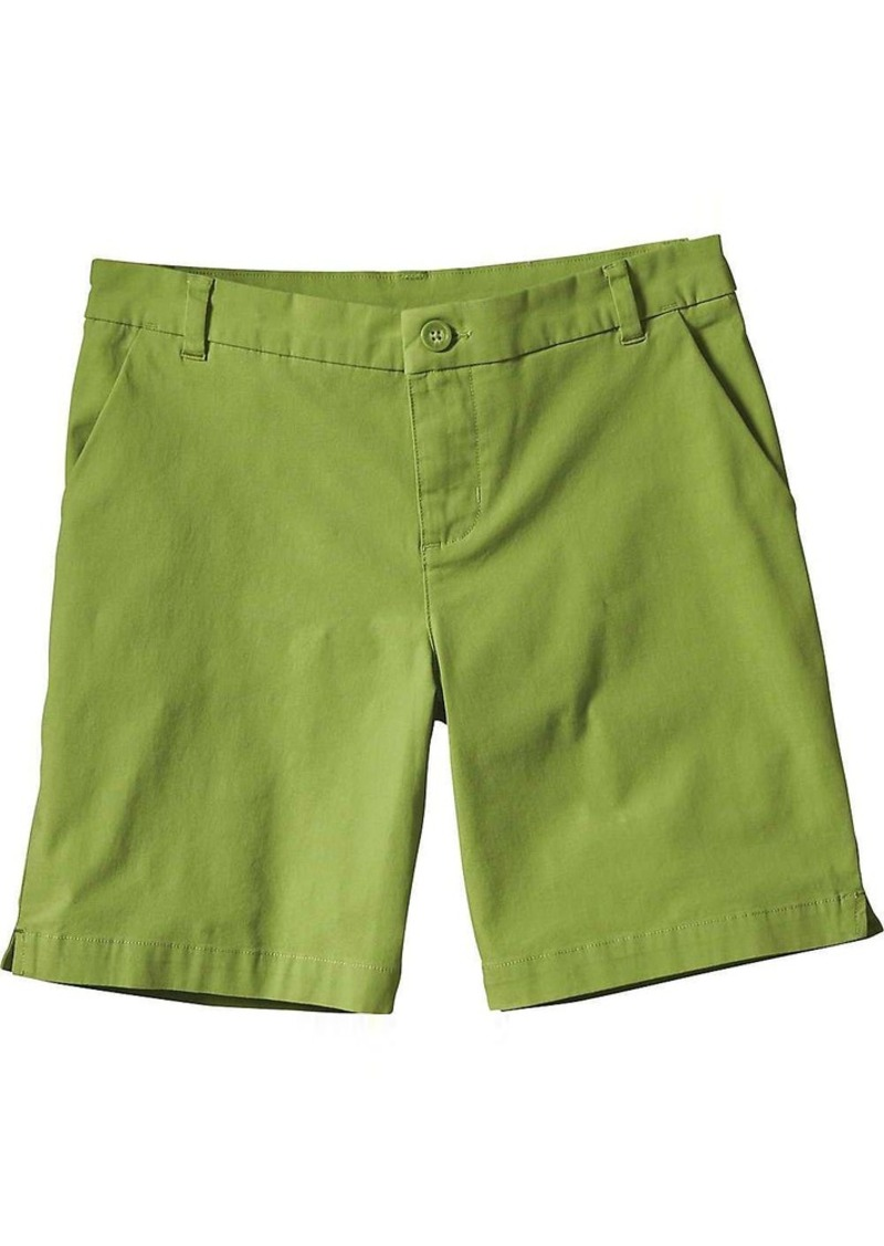 Patagonia Women's All Wear 8IN Stretch Short