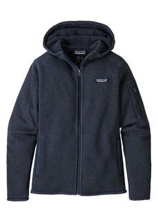 Patagonia Women's Better Sweater® Zip Front Fleece Hoodie