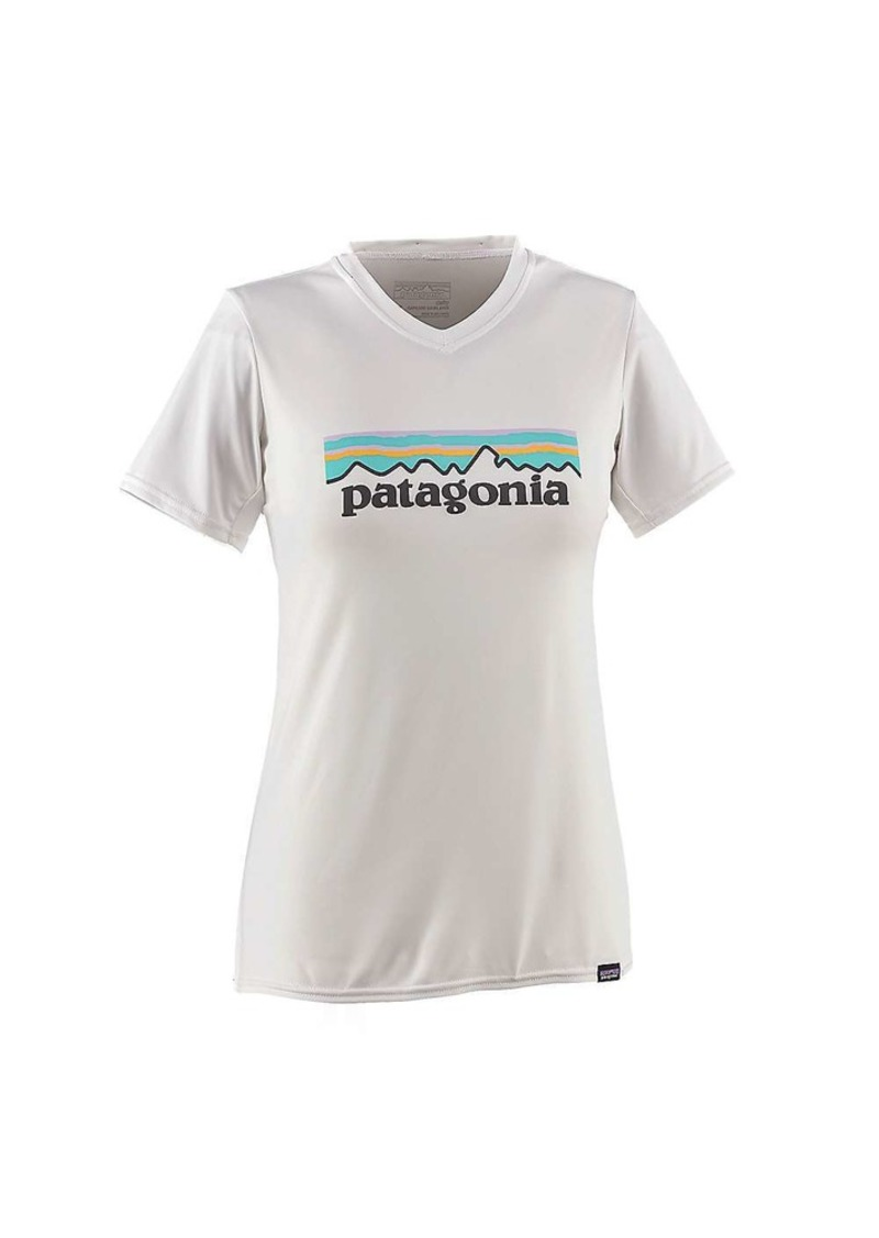 1386f26d1797 SALE! Patagonia Patagonia Women's Capilene Daily Graphic T-Shirt