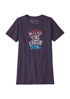 Patagonia Women's Defend The Earth Responsibili-Tee