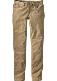 Patagonia Women's Fitted Corduroy Pant