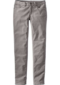 Patagonia Women's Fitted Corduroy Pants