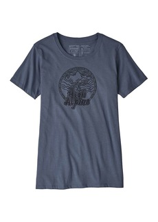 Patagonia Women's High Alpine Organic Crew T-Shirt