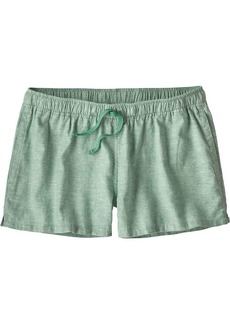 Patagonia Women's Island Hemp Baggies Short