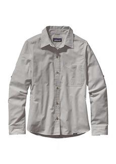 Patagonia Women's Island Hopper II LS Shirt