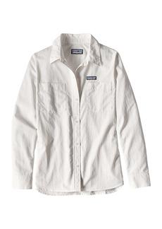 Patagonia Women's Long-Sleeved Anchor Bay Shirt
