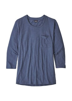 Patagonia Women's Mainstay 3/4 Sleeved Top