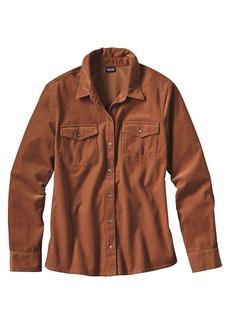 Patagonia Women's Micro Cord LS Shirt