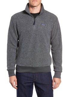 Patagonia Woolyester Fleece Quarter Zip Pullover