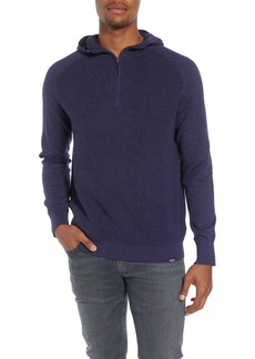 Patagonia Yewcrag Organic Cotton Blend Pullover Hoodie