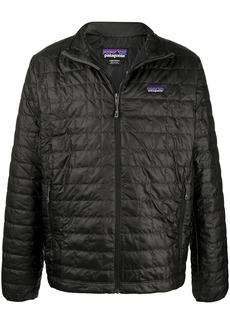 Patagonia zip up padded jacket