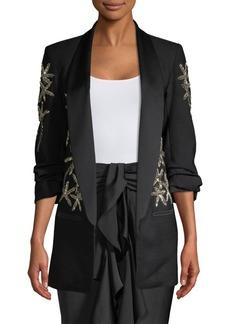 PatBO Starfish Embellished Blazer