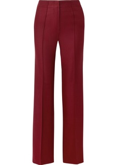 Paul & Joe Claudette Wool-blend Twill Flared Pants
