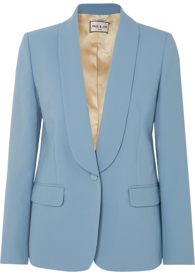 Paul & Joe Crepe Blazer