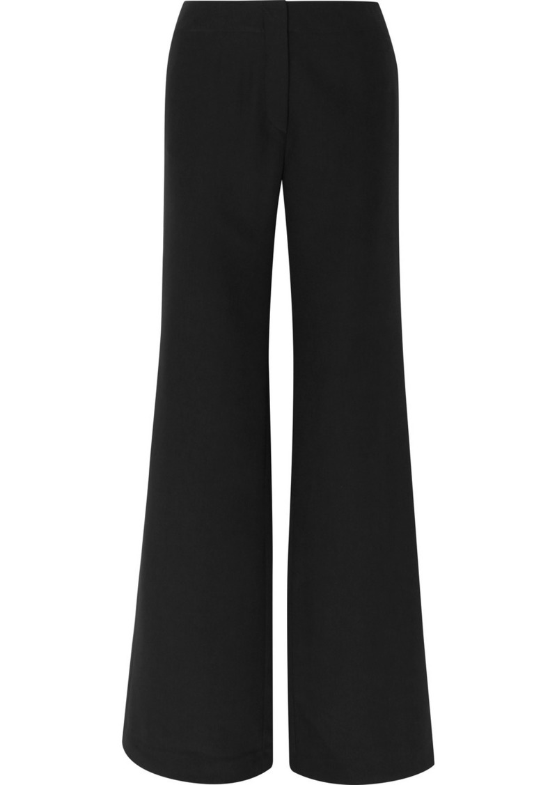 Paul & Joe Crepe Straight-leg Pants