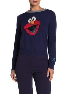 Paul & Joe Elmo Jacquard Sweater