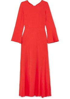 Paul & Joe Firenz open-back crepe de chine dress