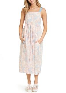 Paul & Joe Sister Bahamas Print Midi Dress