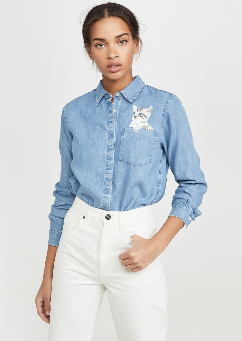 Paul & Joe Sister Billie Button Down