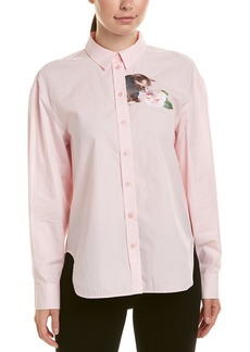 Paul & Joe Sister Cat Rose Top