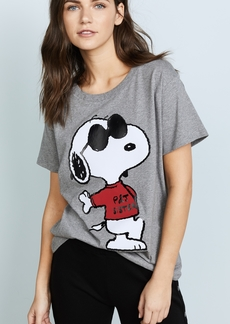 Paul & Joe Sister x Snoopy Chill T-Shirt