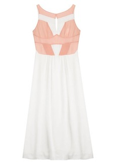 Paul & Joe Silk Midi Dress