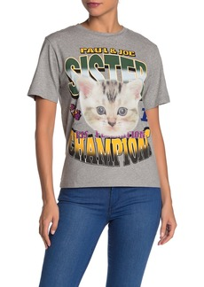 Paul & Joe Winner Cat T-Shirt