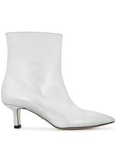 Paul Andrew metallic ankle boots