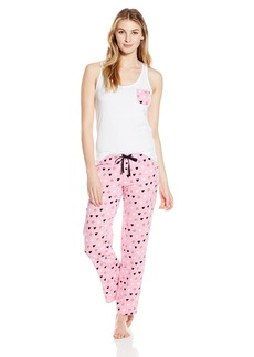 Paul Frank Women's I Love Pajama Set