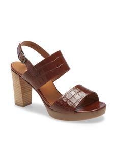 Paul Green Amanda Slingback Platform Sandal (Women)